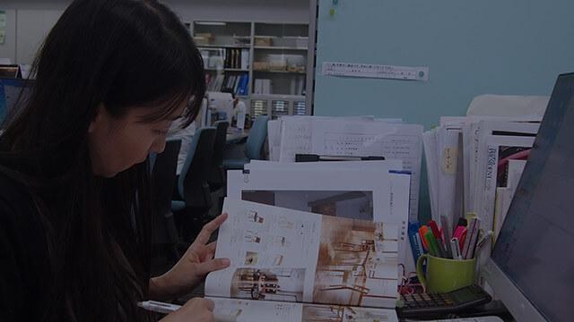 株式会社朝日リビングタイトルバナー 企画推進課 村上 美穂の1日