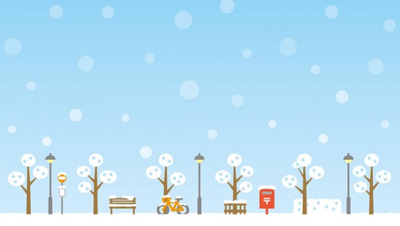 2017年 冬季休業のお知らせ