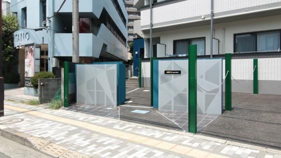 ARK21町田 リノベーション後 エントランス